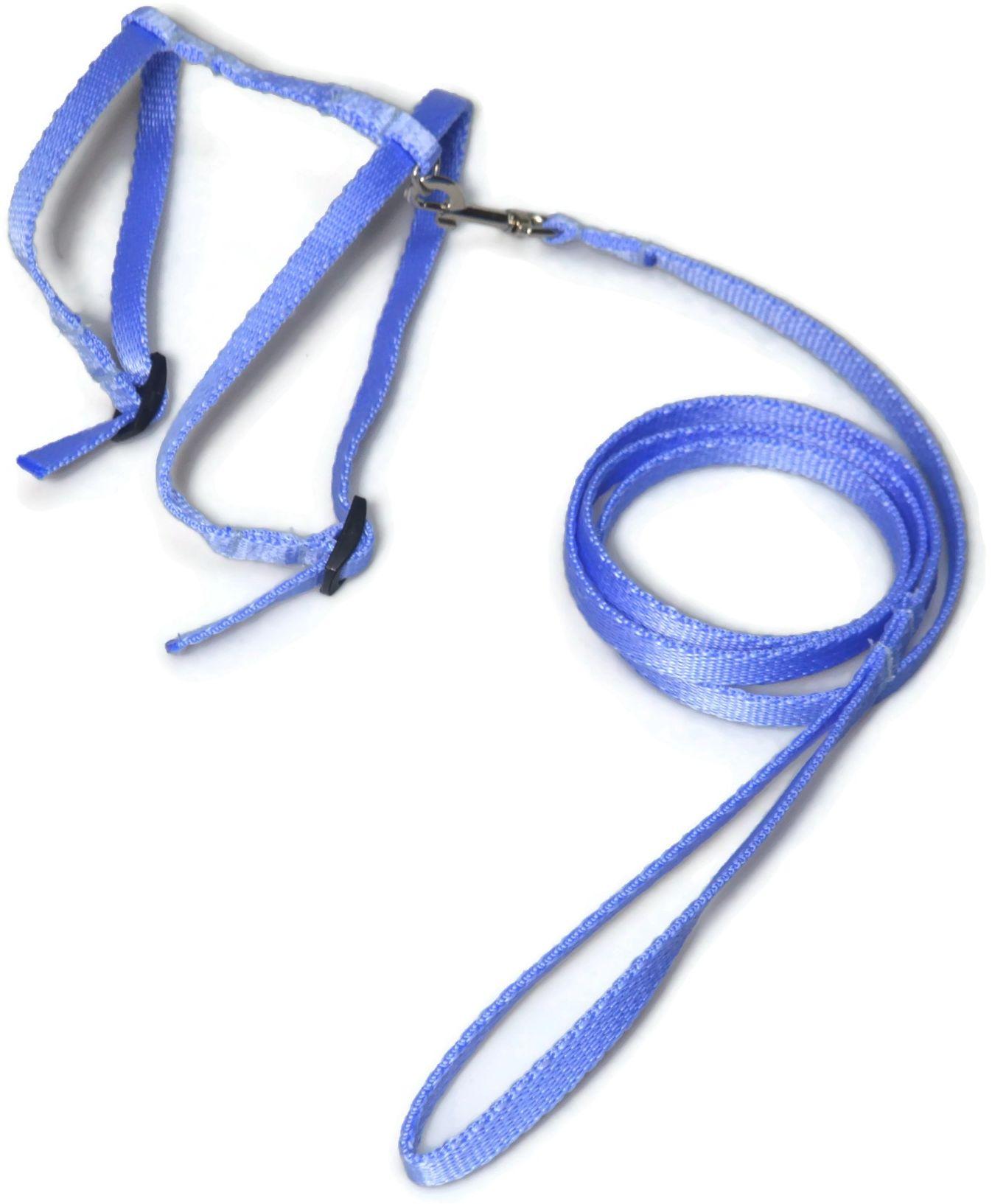 A-059 KOMPLET DLA KOTA V.2 : Kolor - Błękitny - ALIZOO