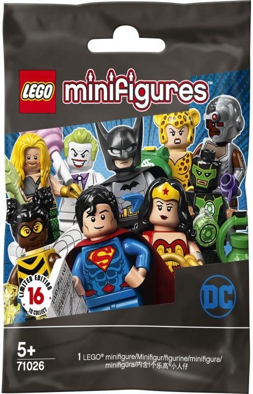 Lego Minifigurki - Seria DC Super Heroes 71026