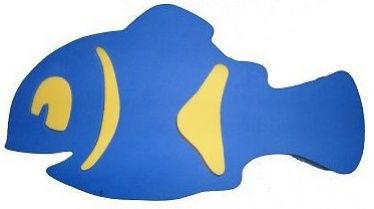 Matuska dena fish nemo niebieski