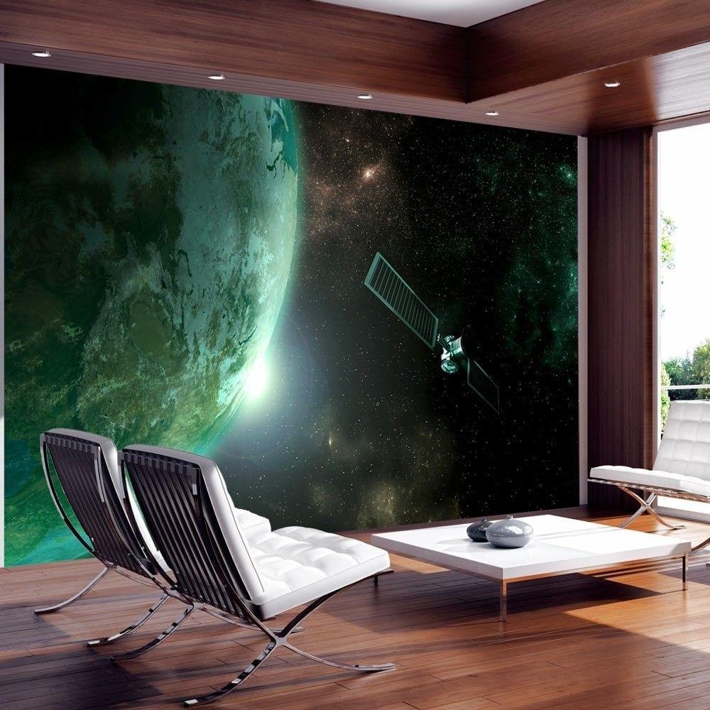 Fototapeta - zielona planeta