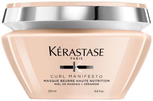 Kérastase Curl Manifesto Odżywcza Maska do włosów kręconych 200 ml