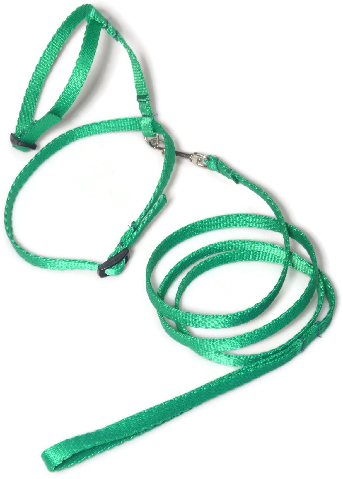 A-059 KOMPLET DLA KOTA V.2 : Kolor - Zielony - ALIZOO