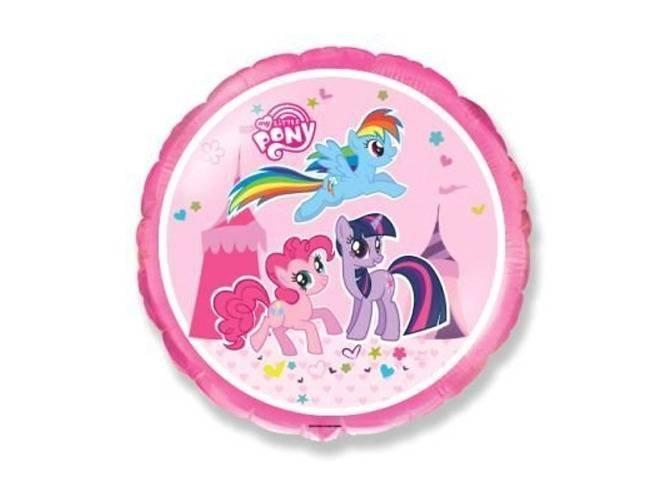 Balon foliowy My Little Pony - 47 cm - 1 szt.