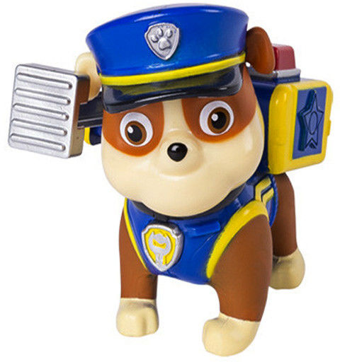 Psi Patrol - Figurka Akcji Rubble Ultimate Rescue Police 20107295 16655