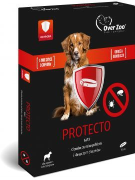 Over Zoo Protecto Max Obroża 75 cm