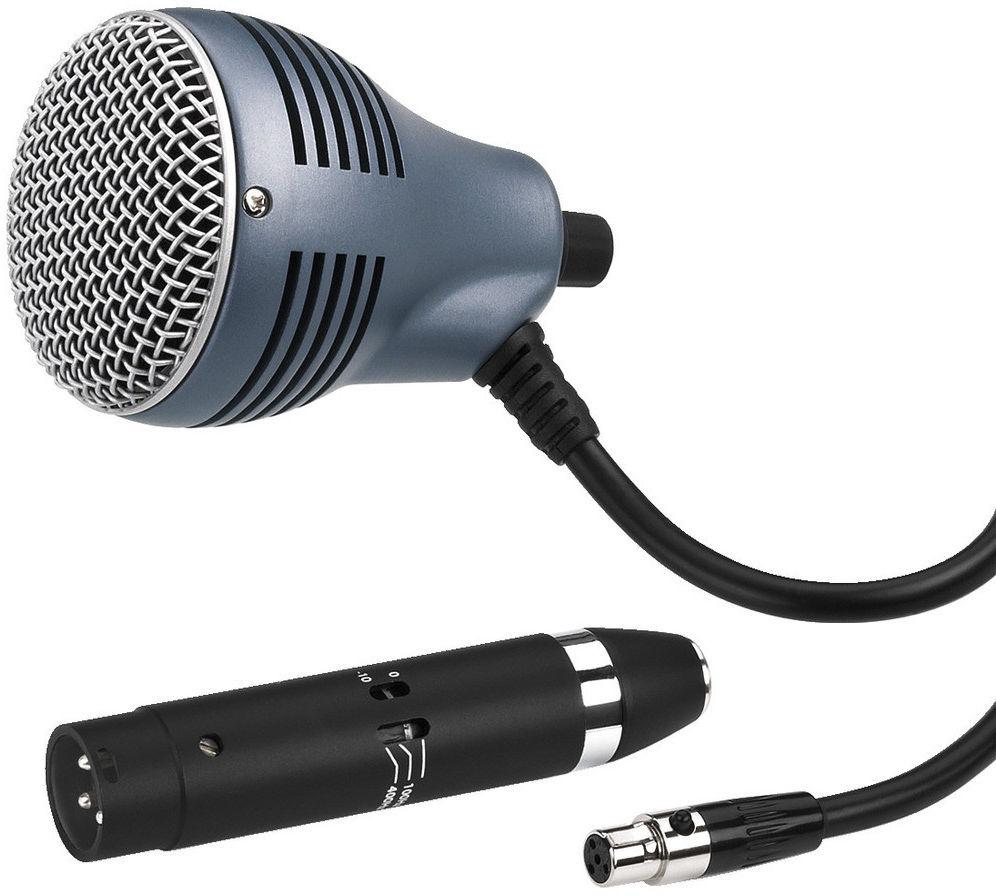 JTS CX-520 Mikrofon dynamiczny do harmonijki i wokalu