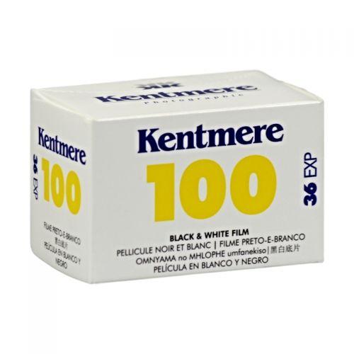 FILM B&W KENTMERE 100/135/36