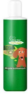 Over Zoo Szampon Kiwi dla Psów Krótkowłosych 200 ml