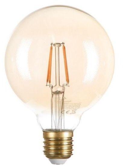 Żarówka LED kula filament VINTAGE 4W E27 G95 + RABAT w koszyku za ilość !!!