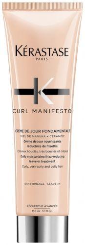 Kérastase Curl Manifesto Crème de Jour Fondamentale nawilżający krem do loków 150 ml
