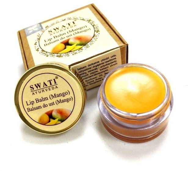 Balsam do Ust z Mango Naturalny Sattva 5g