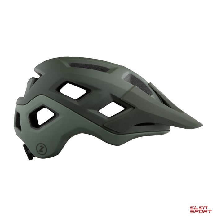 Kask rowerowy Mtb Lazer Coyote Matte Dark Green