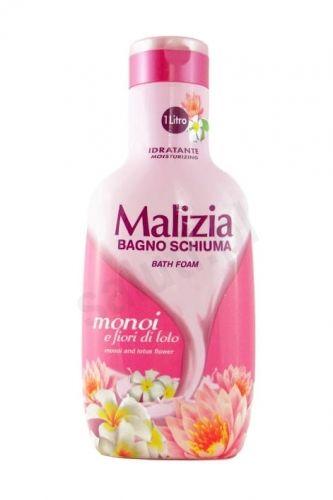 Płyn do kąpieli Malizia Monoi i Kwiat Lotosu