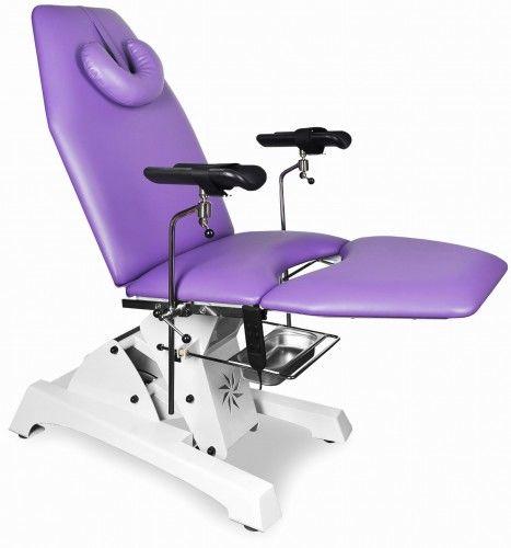 Fotel ginekologiczny JFG 5 SE Elektryczny