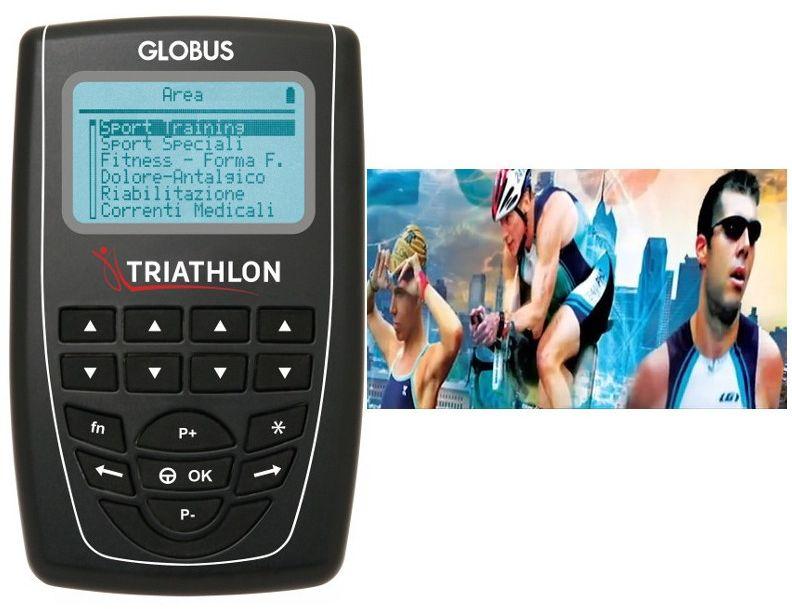Elektrostymulator Globus Triathlon