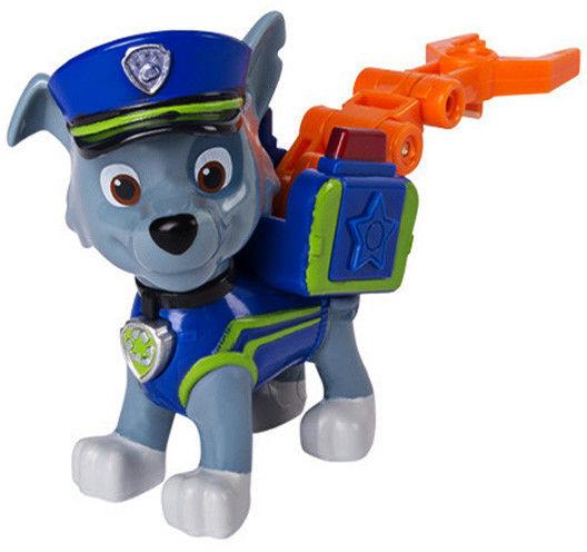 Psi Patrol - Figurka Akcji Rocky Ultimate Rescue Police 20107298 16655
