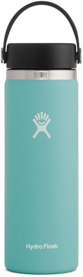 Butelka termiczna 591 ml Wide Mouth 2.0 Flex Cap Hydro Flask - alpine