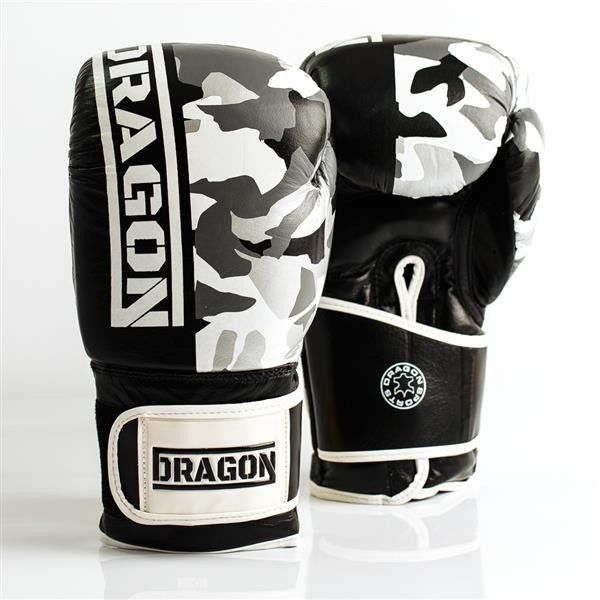 Dragon Sports rękawice bokserskie Elite Moro