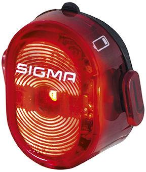 SIGMA lampka tylna NUGGET II FLASH,4016224150519