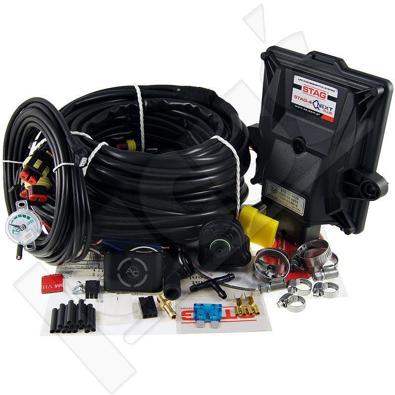 Elektronika AC STAG-4 QNEXT Plus 4 cyl.