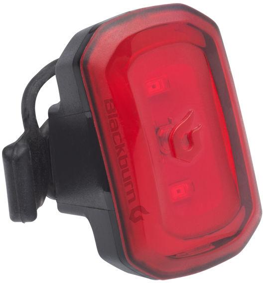 Lampka tylna BLACKBURN CLICK USB 20 lumenów czarna BBN-7074412,768686731105