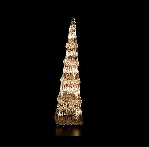 ILUMINACIÓN DE DISEÑO Choinka, 20 diod LED, ciepła biel, wysokość 40 cm