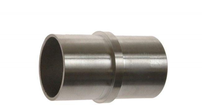 (15) Łącznik mały rury fi 12 szlif AISI304