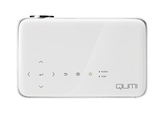 Projektor Vivitek QUMI Q6 Biały + UCHWYT i KABEL HDMI GRATIS !!! MOŻLIWOŚĆ NEGOCJACJI  Odbiór Salon WA-WA lub Kurier 24H. Zadzwoń i Zamów: 888-111-321 !!!