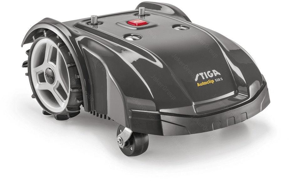 STIGA Robot koszący Autoclip 528 S (2600 m2) Dostawa 0 zł Dzwoń i negocjuj cenę Dostępny 24H tel. 22 266 04 50 (Wa-wa)