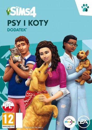 The Sims 4: Psy i Koty Dodatek PC
