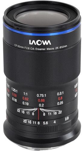 Laowa Venus Optics 65mm f/2.8 2x Ultra Macro APO - obiektyw stałoogniskowy do Sony E Laowa Venus Optics 65mm f/2.8 2x Ultra Macro APO