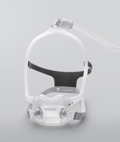Philips Respironics Maska Dream Wear Full Face Maska do aparatu CPAP rozm. M
