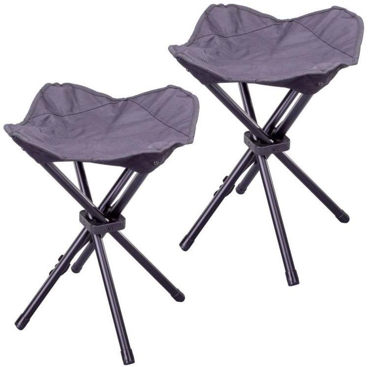 Krzesło kempingowy - 2 sztuki