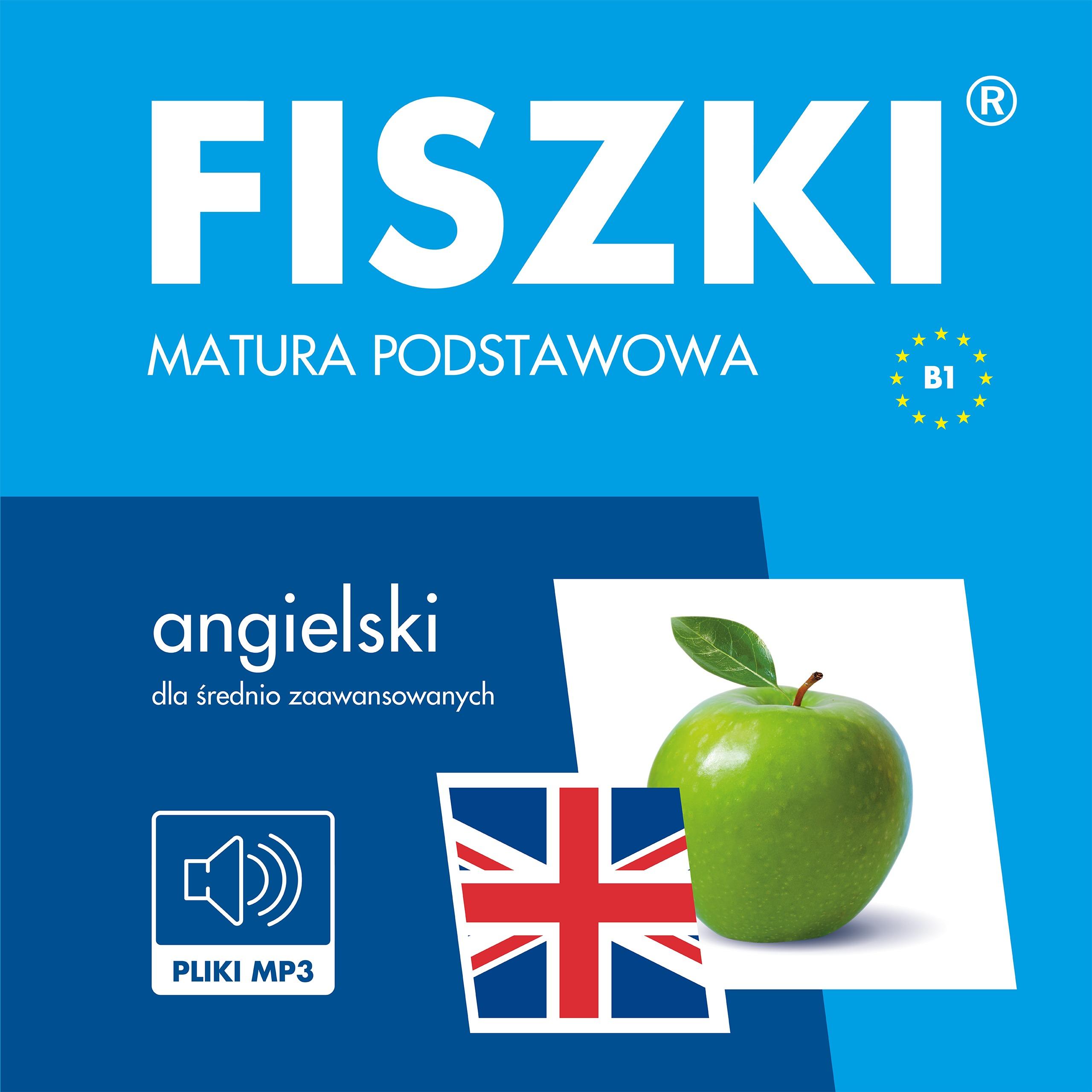 AUDIOBOOK - angielski - Matura podstawowa (B1)