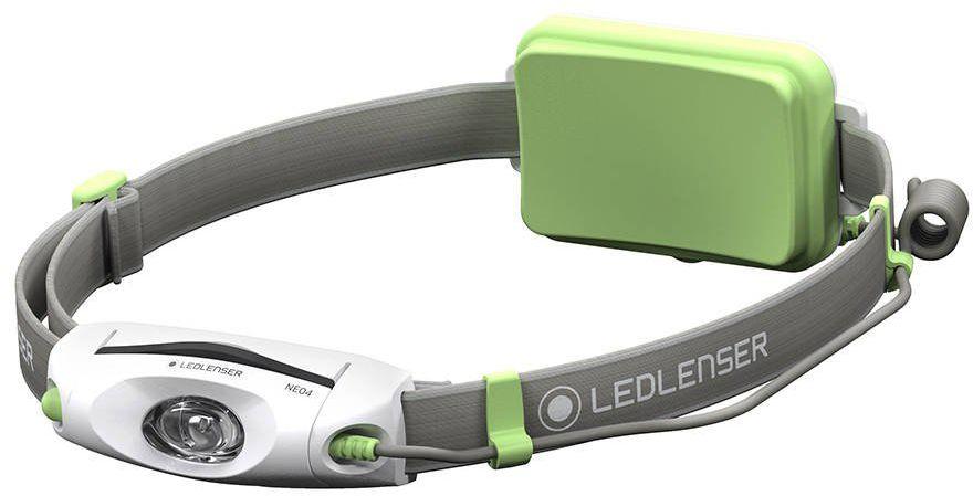 Latarka czołowa / czołówka NEO4 Ledlenser - green