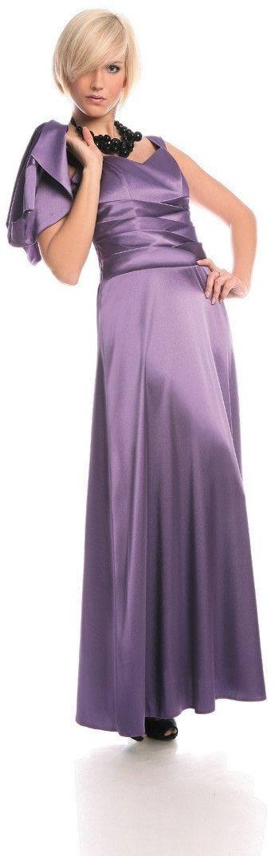 Sukienka FSU1027 WRZOSOWY