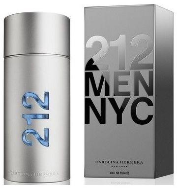 Carolina Herrera 212 For Men woda toaletowa - 50ml
