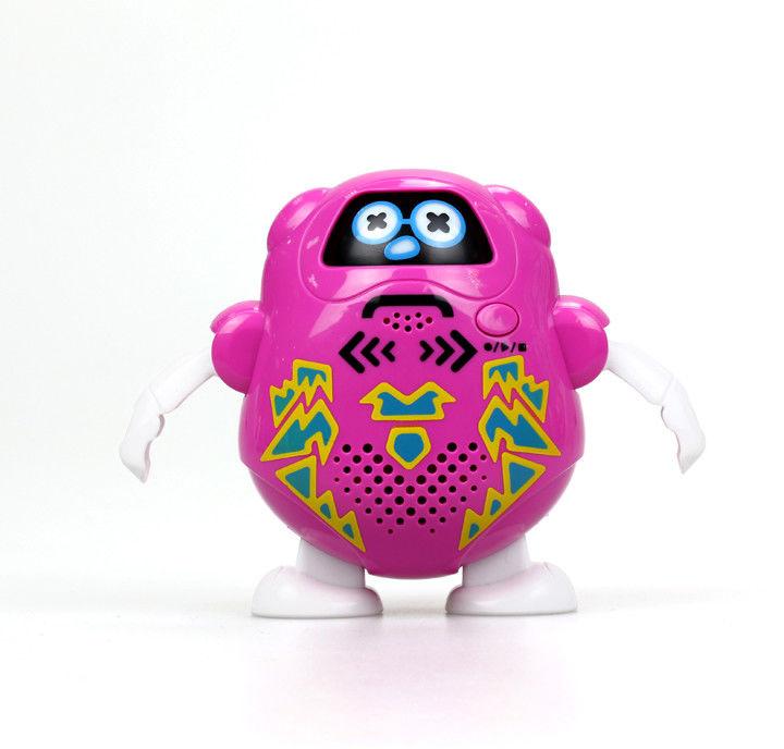 Silverlit - Talkibot Robot różowy 88554 A