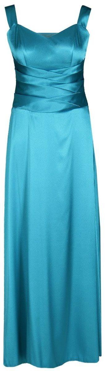 Sukienki Sukienka Suknie FSU1027 TURKUSOWY