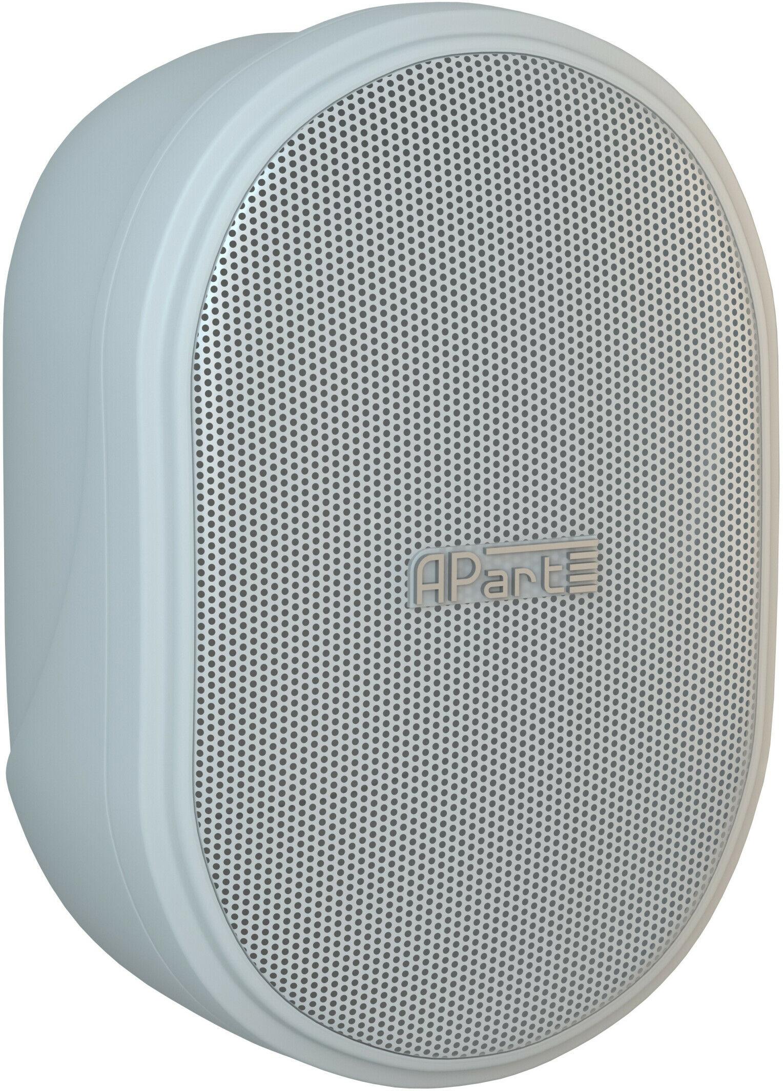 APART OVO3T - głośnik instalacyjny - 1 para - 100 V 40 W - biały