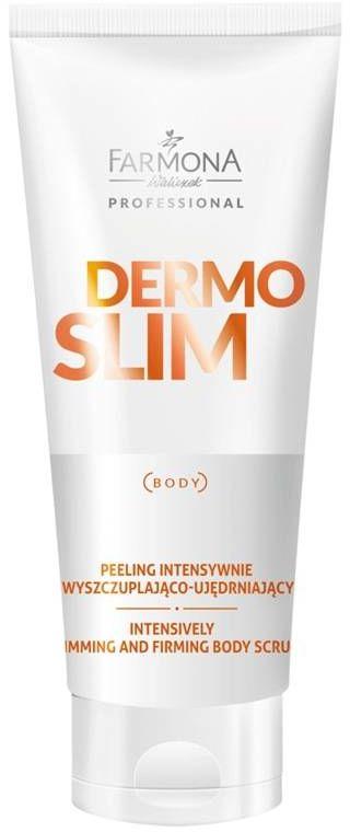 FARMONA Dermo Slim Peeling intensywnie wyszczuplająco - ujędrniający 200ml