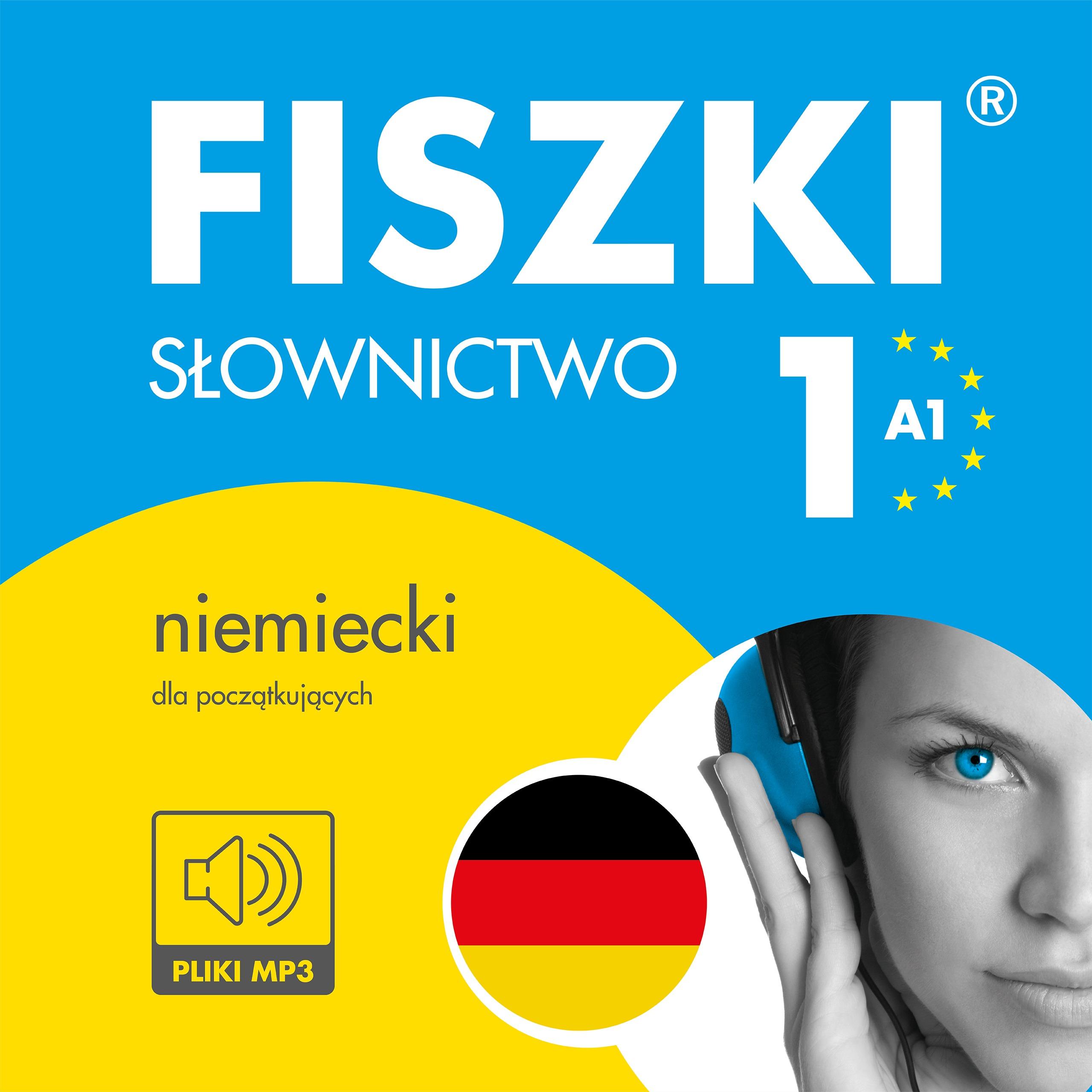 AUDIOBOOK - niemiecki - Słownictwo 1 (A1)