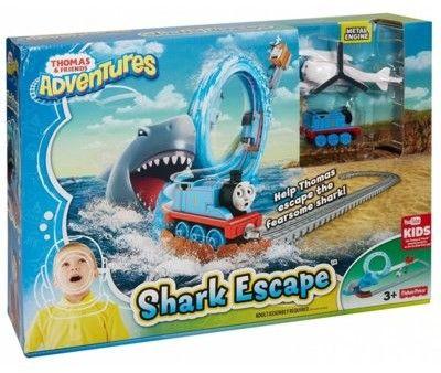 Fisher Price - Adventures Thomas Ucieczka przed rekinem DVT12