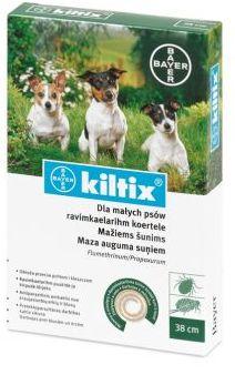 Bayer Kiltix Obroża Mała 38 cm