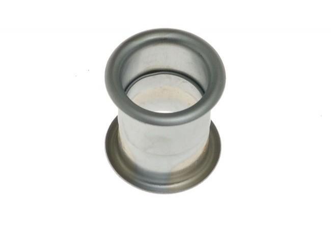 Tuleja wentylacyjna drzwiowa fi 30 nikiel/satyna