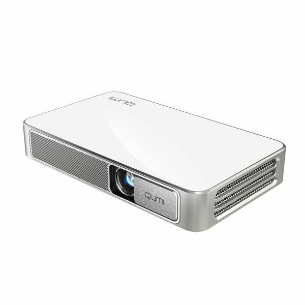 Projektor Vivitek QUMI Q3 Plus Biały + UCHWYT i KABEL HDMI GRATIS !!! MOŻLIWOŚĆ NEGOCJACJI  Odbiór Salon WA-WA lub Kurier 24H. Zadzwoń i Zamów: 888-111-321 !!!