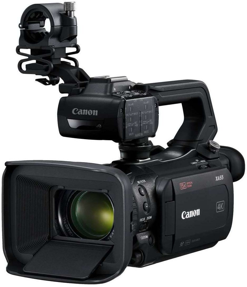 Kamera cyfrowa Canon XA55 4K UHD