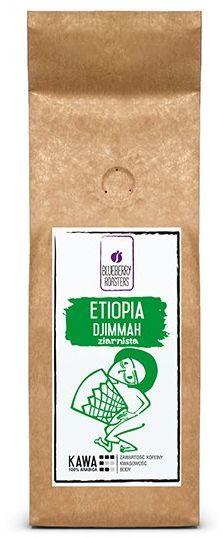 Kawa ziarnista Etiopia Djimmah 250 g