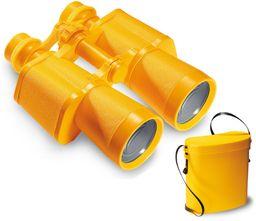 NAVIR 1020Y  lornetka Special 50 z paskiem do zawieszenia i pojemnikiem do przechowywania, żółta