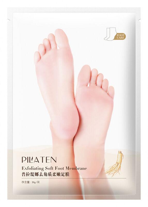 PIL''ATEN - Exfoliating Soft Foot Membrane - Skarpetki złuszczające martwy naskórek